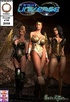 Three hot busty chicks get enchained and tortures…