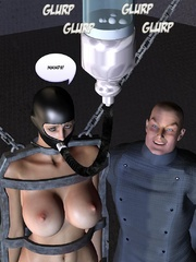Very hot beautiful chicks with gorgeous - BDSM Art Collection - Pic 1