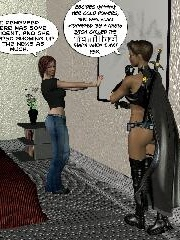 Very hot beautiful chicks with gorgeous - BDSM Art Collection - Pic 6
