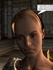 An army f busty 3d toon chicks is - BDSM Art Collection - Pic 3