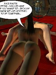 An army f busty 3d toon chicks is - BDSM Art Collection - Pic 8