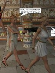 Poor enslaved chicks bound and - BDSM Art Collection - Pic 7
