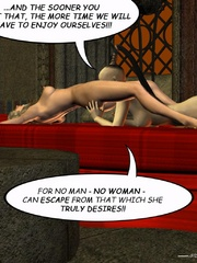 Very hot 3d porn toons with lots of - BDSM Art Collection - Pic 5