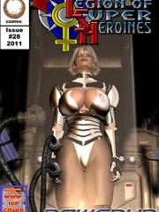 Bodacious 3d porn commixes with awesome - BDSM Art Collection - Pic 5