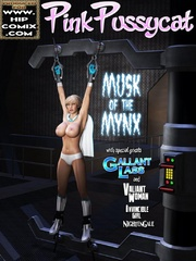Bodacious 3d porn commixes with awesome - BDSM Art Collection - Pic 7