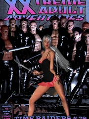 Hot 3d enslaved chicks are punished - BDSM Art Collection - Pic 1