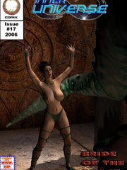 Two kinky masters jeering hot red girl - BDSM Art Collection - Pic 6
