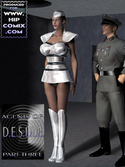 Hot super hero girl gets seized for - BDSM Art Collection - Pic 2