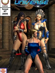 Hot super hero girl gets seized for - BDSM Art Collection - Pic 6