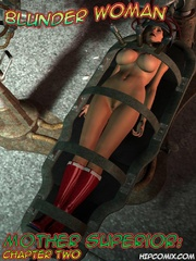 Iron robot saved cool busty chick to - BDSM Art Collection - Pic 2