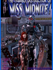 Mega girl is again on her path of - BDSM Art Collection - Pic 4