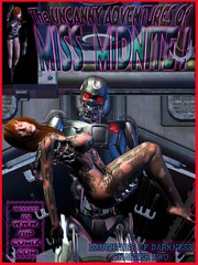 Iron robot saved cool busty chick to - BDSM Art Collection - Pic 7
