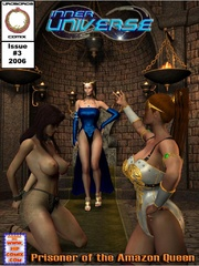 Mega girl is again on her path of - BDSM Art Collection - Pic 8