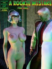 Lustful doctor testing busty space - BDSM Art Collection - Pic 8