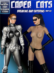 A whole army of specially trained - BDSM Art Collection - Pic 5
