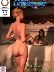 Hot bound girl waiting for her destiny - BDSM Art Collection - Pic 7
