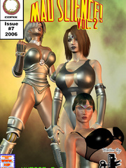 Nasty pussycat girl gets humiliated and - BDSM Art Collection - Pic 7
