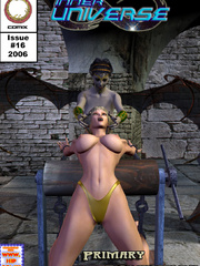 Sexy college girls gets tortured and - BDSM Art Collection - Pic 6