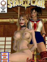 Two mousquetaires get high watching hot - BDSM Art Collection - Pic 5
