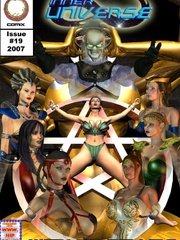 Hot busty 3d toon mistress gets high - BDSM Art Collection - Pic 4