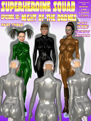 The best collection of dirty 3d porn - BDSM Art Collection - Pic 6