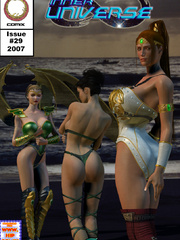 Cool warrior girls looking for their - BDSM Art Collection - Pic 5