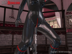 Hot 3d bdsm artwork with lots of awful - BDSM Art Collection - Pic 3