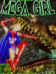 Watch kinky deeds of 3d toon Mega girl - BDSM Art Collection - Pic 1