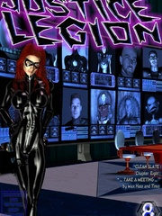 Watch kinky deeds of 3d toon Mega girl - BDSM Art Collection - Pic 3