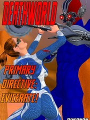 Two 3d toon dudes jeering badly hot - BDSM Art Collection - Pic 6