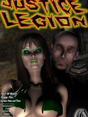 Two 3d toon dudes jeering badly hot - BDSM Art Collection - Pic 8
