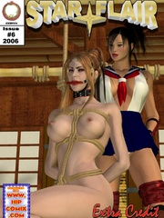 Bodacious collection of 3d toon porn - BDSM Art Collection - Pic 3