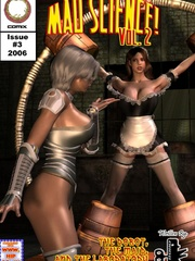 Bodacious collection of 3d toon porn - BDSM Art Collection - Pic 8