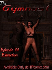 Mystic girl with wings adores punishing - BDSM Art Collection - Pic 8