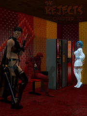 Awesome porn 3d toons with lots of - BDSM Art Collection - Pic 1