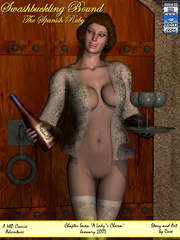 Awesome porn 3d toons with lots of - BDSM Art Collection - Pic 5