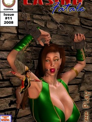 Two hot chicks fixed in a special bdsm - BDSM Art Collection - Pic 1