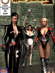 The coolest 3d porn toons with lots of - BDSM Art Collection - Pic 1