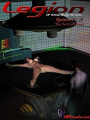 The coolest 3d porn toons with lots of - BDSM Art Collection - Pic 7