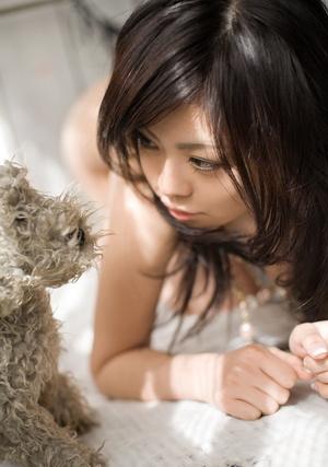 Hot XXX pics with pretty Japanese vixen posing nude - XXXonXXX - Pic 10