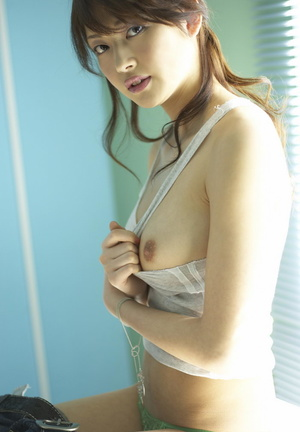 Wonderful Asian chick posing in various sexy images - XXXonXXX - Pic 7
