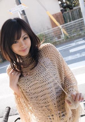 Hot XXX pics with pretty Japanese vixen posing nude - XXXonXXX - Pic 15