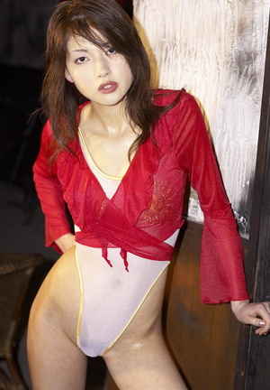 Wonderful Asian chick posing in various sexy images - XXXonXXX - Pic 13