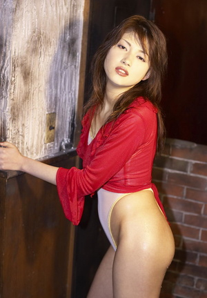 Wonderful Asian chick posing in various sexy images - XXXonXXX - Pic 15
