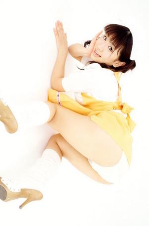 Pretty Asian girl poses in Santa's uniform on camera - XXXonXXX - Pic 7