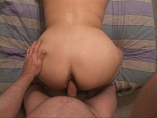 Dirty housewife with a big ass gets it plugged with a - Picture 1