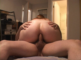 Chubby anal whore