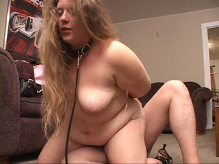 Long-haired blonde faso adores domination, cuffs and - Picture 2