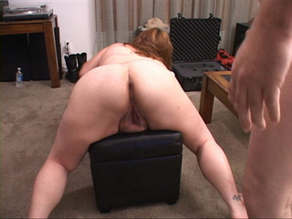 Big fat whore gets her butthole slammed badly - Picture 3