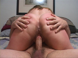 Chubby blonde bitch enjoys riding a long dong - Picture 3